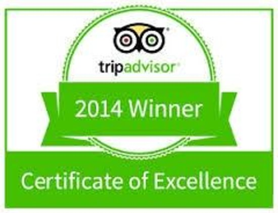 Hearthstone Inn & Suites: TripAdvisor Certificate of Excellence Winner!