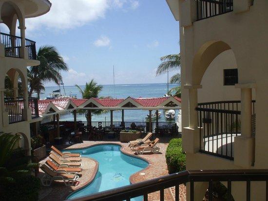SunBreeze Suites: pool view