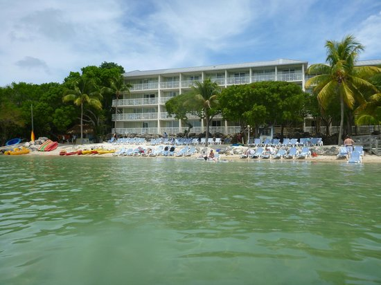 Hilton Key Largo Resort: Ocean View