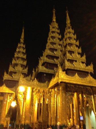 Pagode Shwedagon : View 6