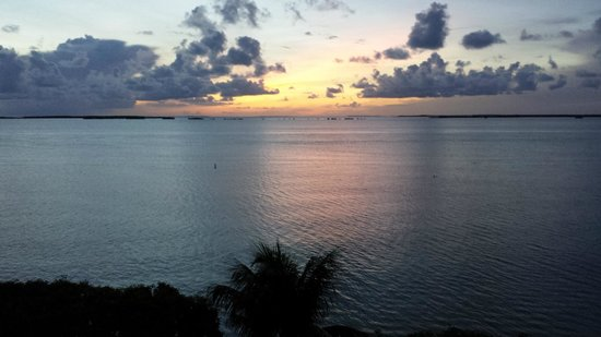 Hilton Key Largo Resort: Ocean View Sunset