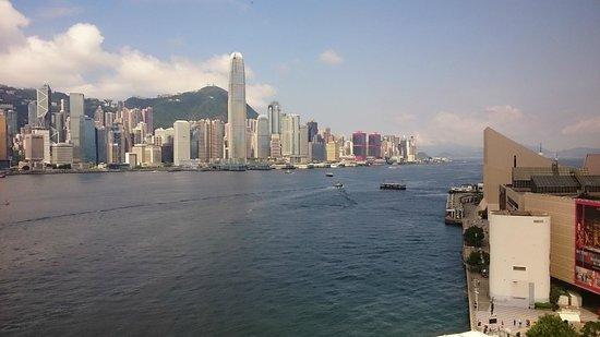 InterContinental Hong Kong : Room View 2