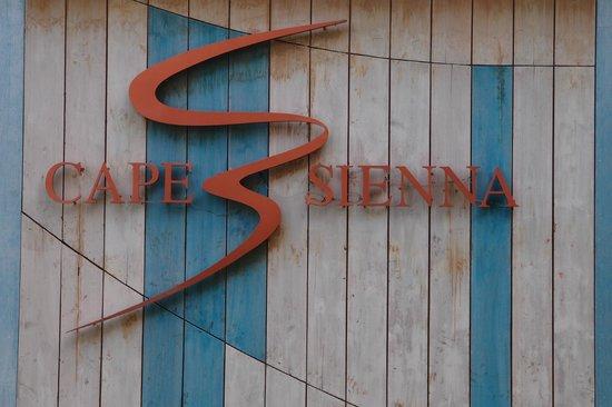 Cape Sienna Hotel & Villas : Logo