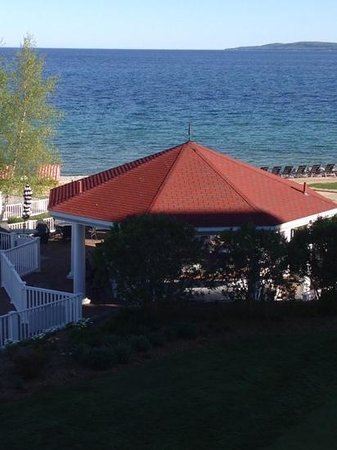 Bay Harbor Village Hotel & Conference Center: view from our room