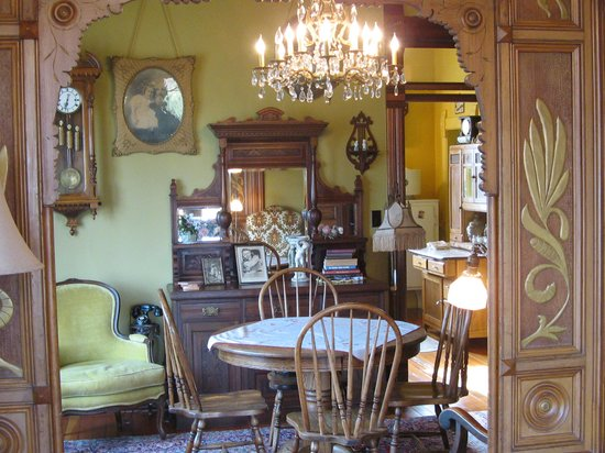 Waverly Cottage: Dining room