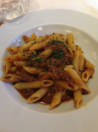 Trattoria 4 Leoni: almost as good as pear pasta