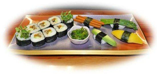 Musashi's Japanese Cuisine & Sushi Bar: Veggie