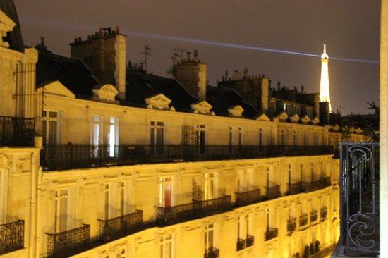 Hotel Chateau Frontenac: Vista desde la habitación
