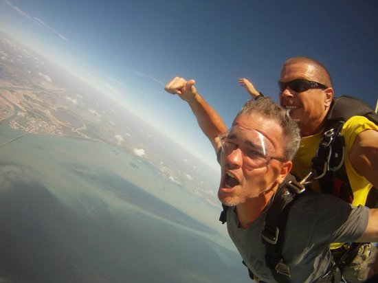 Skydive South Padre Island: No words necessary!
