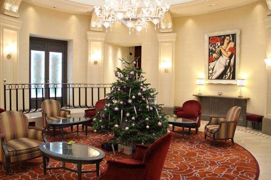 Hotel Chateau Frontenac: Lobby