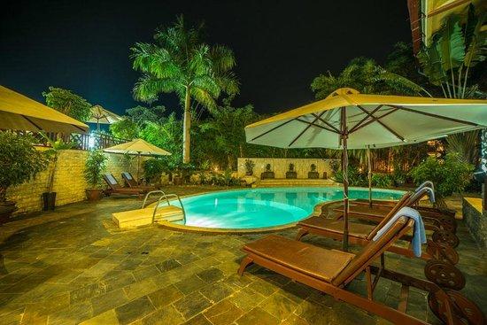 Mai Chau Lodge : Pool