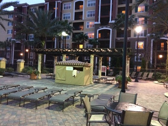 Hilton Grand Vacations at Tuscany Village: Second Pool Area