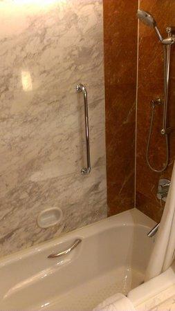 Hilton Shanghai: バスルーム