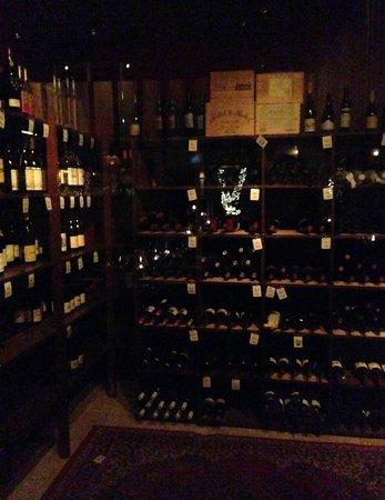 Opus : Wine cellar