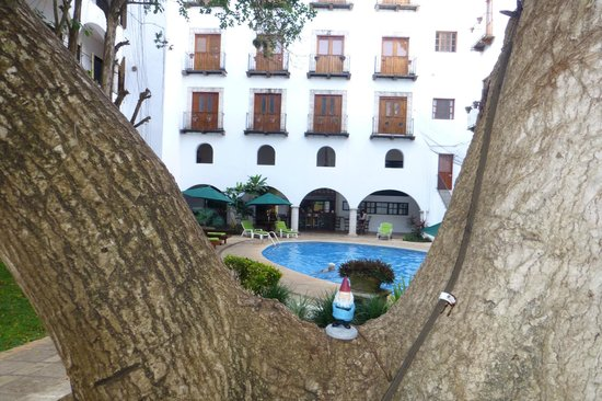 El Meson del Marques : Nice pool!