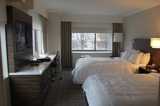 Renaissance Washington, DC Downtown Hotel : My Room