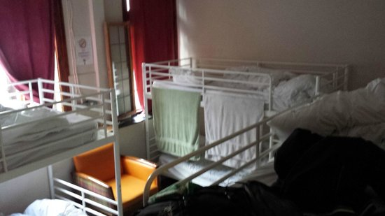 The Walrus Hostel: 5 Bed Ensuite