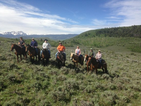 Rusty Spurr Ranch: YPO Forum