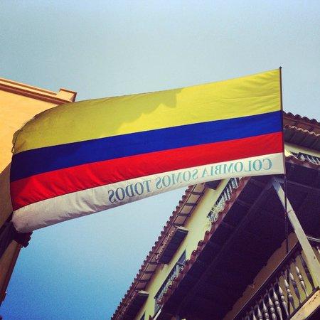 Hotel Quadrifolio : Colombia's Colors!