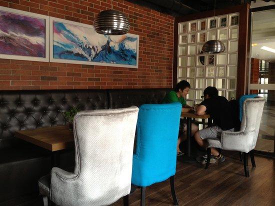 Sofu Hotel: Cozy Restaurant