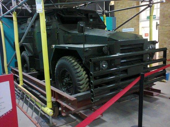 Imperial War Museum: Un camion
