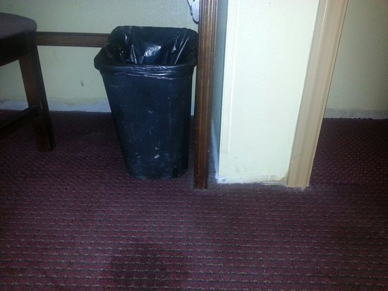 Days Inn Washington : Disgusting!
