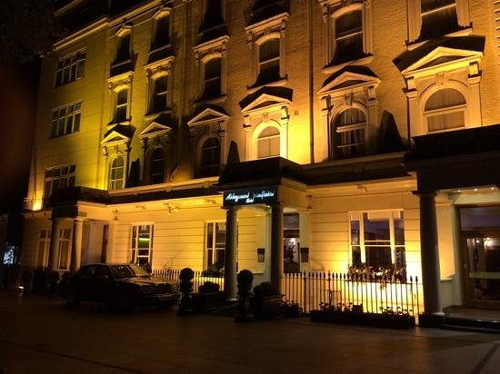 Abbey Court Hotel: Hotel