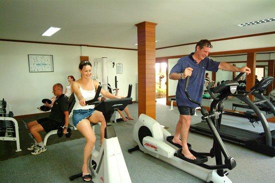 Horizon Patong Beach Resort & Spa : Fitness Centre