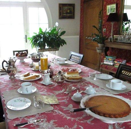 Carpe Diem : cake for breakfast