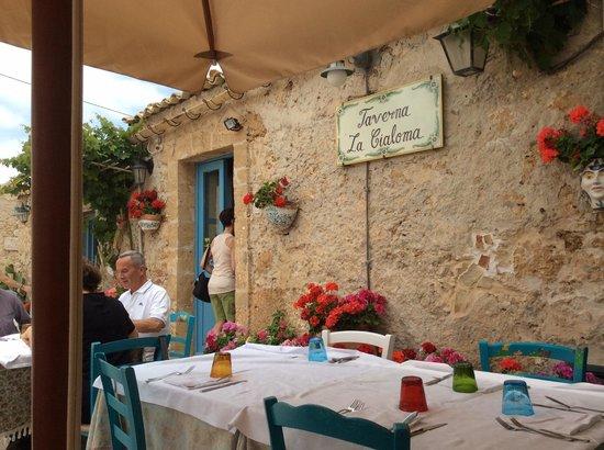 Taverna La Cialoma : Colori ...sapori