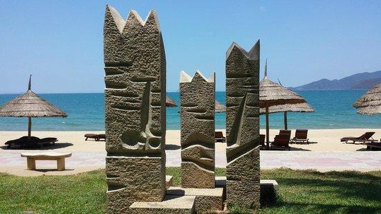 Nha Trang Beach : View of Beach Nha Trang