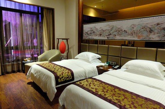 BEST WESTERN Jooch Resort Hotel : Bed Room