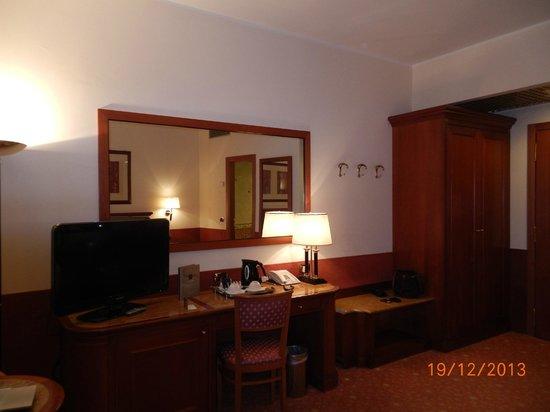 Rosa Grand – Starhotels Collezione : Habitación