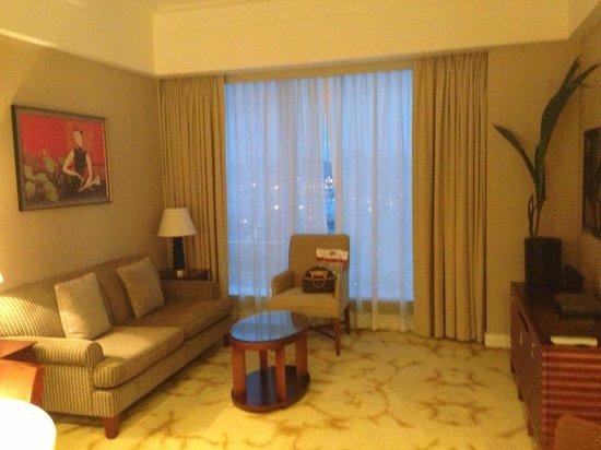 Cordis, Hong Kong at Langham Place: lounge