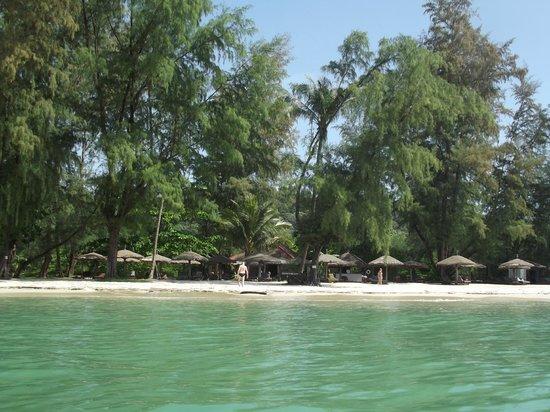 Khlong Prao Beach: Вид на пляж