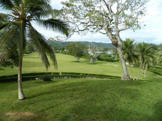 Holiday Inn Resort Vanuatu: view from king suite