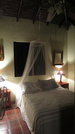 Villa Pomme d'Amour: One of the lovely bedrooms