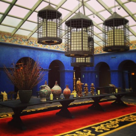 Palacio del Inka, a Luxury Collection Hotel: Lobby in the day
