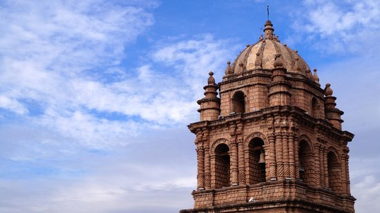 Palacio del Inka, A Luxury Collection Hotel, Cusco: View of Qorikancha