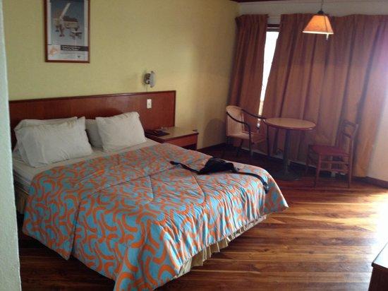 Hotel Bergland: Habitación