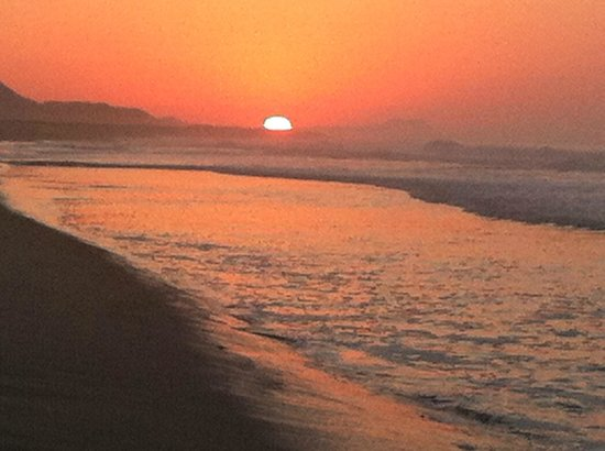 Posada Real Los Cabos: Desde la playa del Hotel Real Los Cabos Junio 2014