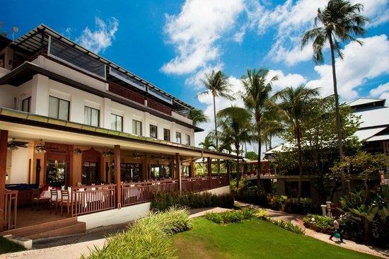 Horizon Karon Beach Resort & Spa: Bordertown Terrace & Restaurant