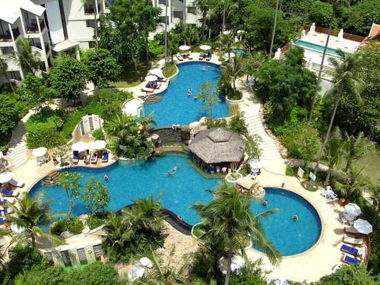 Horizon Karon Beach Resort & Spa: Horizon Pool