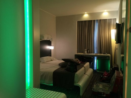 Best Western Premier Hotel Royal Santina: ベッドルーム