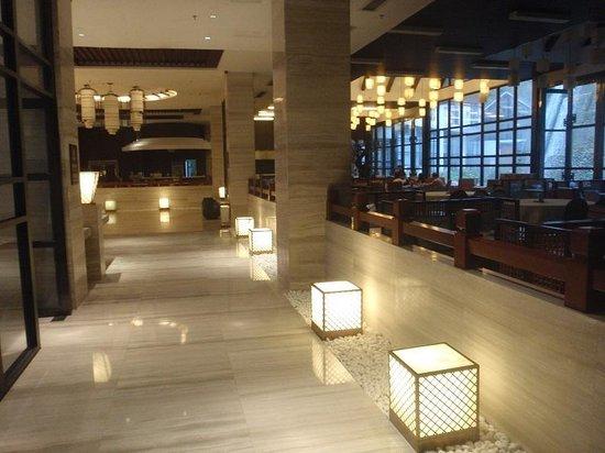 Minhou County, Κίνα: Qishan Hot Springs Resort.
