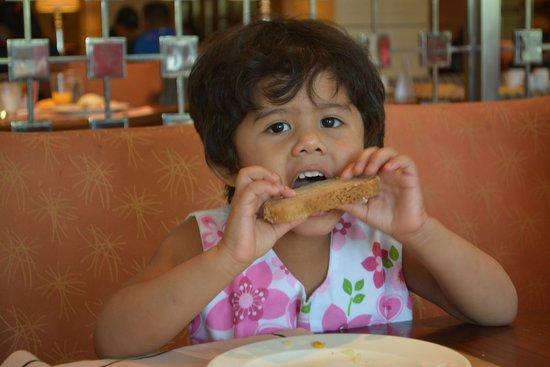 The Manila Hotel: Yummy yummy
