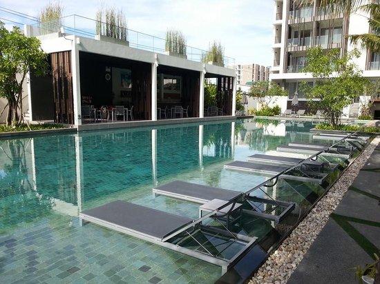 G Hua Hin Resort & Mall: The lovely pool