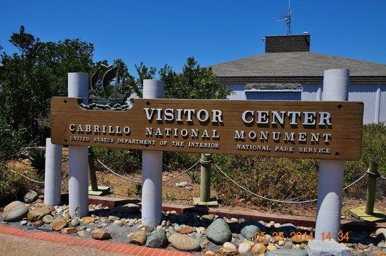 Cabrillo National Monument Visitor Center