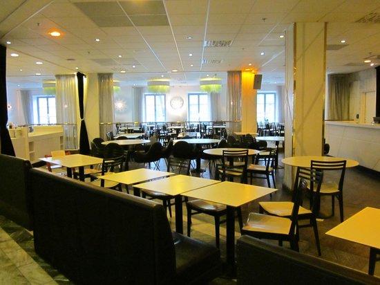 Nordiska Kompaniet (NK): SB-Restaurant 11-15 Uhr warme Küche