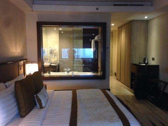 Gran Melia Jakarta : bathroom